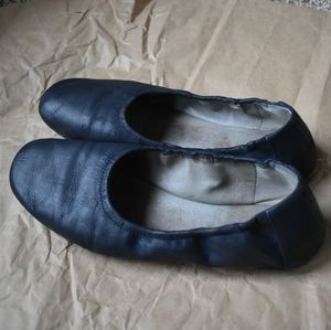 Eileen Fisher Shoes - eileen fisher leather pond flats